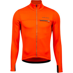 PEARL iZUMi Interval Maillot à manches longues Thermique Homme, solar flare